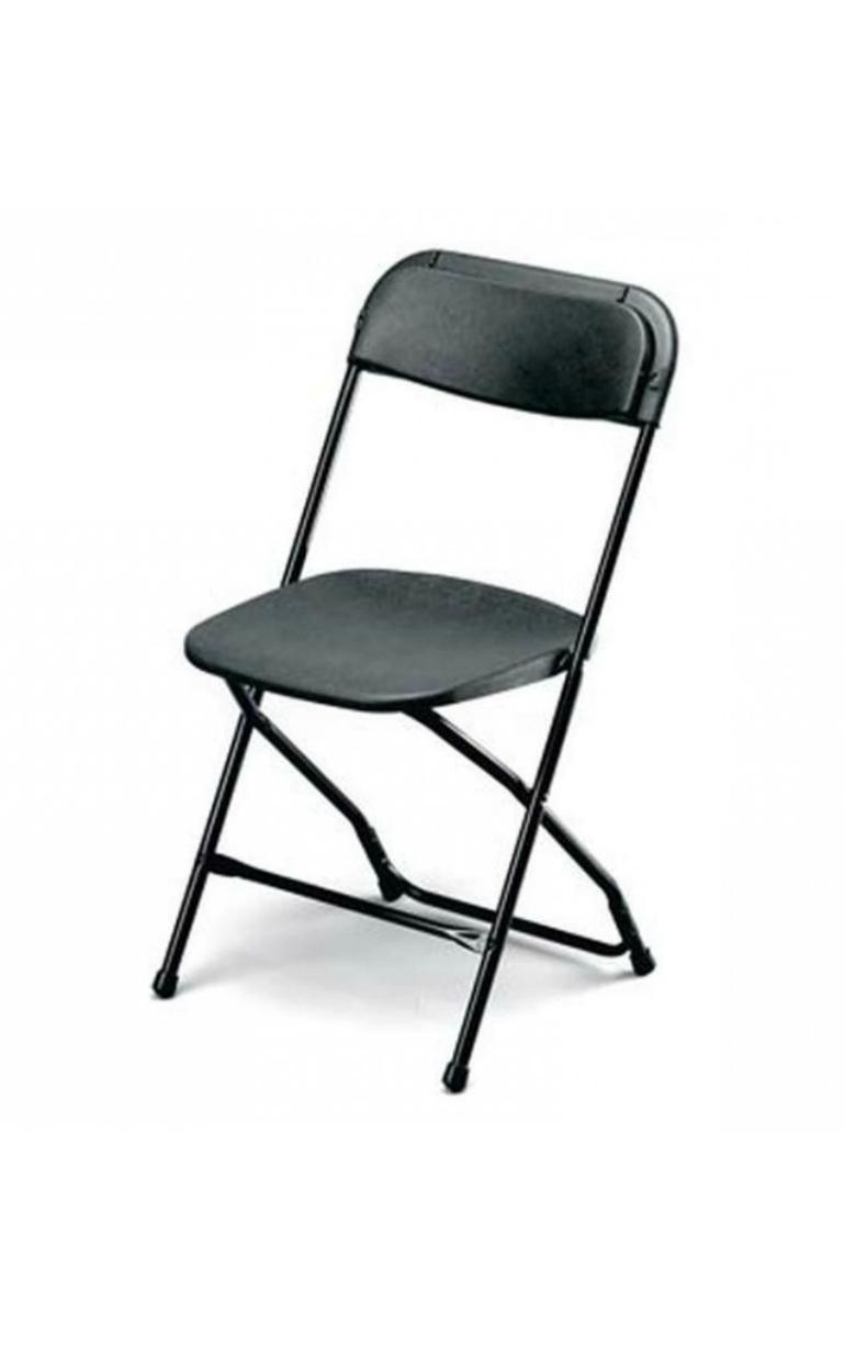 Silla plegable polipropileno finezza for Mesa plegable sillas incorporadas